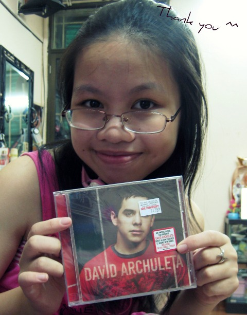Copy of Knorr with David's CD.