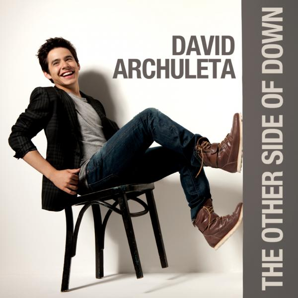 David-Archuleta-The Other Side of Down album cover