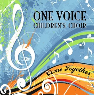 One Voice Children's Choir-CD-Cover-2011