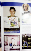 David Archuleta featured in Galaxie Magazine 1