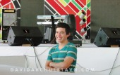 David Archuleta- Soundcheck- Giang Vo, Hanoi- 7-24-2011 (13)