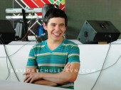 David Archuleta- Soundcheck- Giang Vo, Hanoi- 7-24-2011 (14)