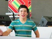 David Archuleta- Soundcheck- Giang Vo, Hanoi- 7-24-2011 (17)