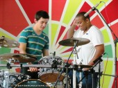 David Archuleta- Soundcheck- Giang Vo, Hanoi- 7-24-2011 (19)