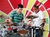 David Archuleta- Soundcheck- Giang Vo, Hanoi- 7-24-2011 (20)