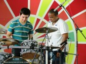 David Archuleta- Soundcheck- Giang Vo, Hanoi- 7-24-2011 (21)