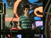 David Archuleta- Soundcheck- Giang Vo, Hanoi- 7-24-2011 (27)