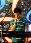 David Archuleta- Soundcheck- Giang Vo, Hanoi- 7-24-2011 (31)