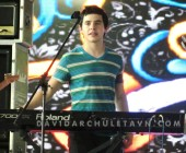 David Archuleta- Soundcheck- Giang Vo, Hanoi- 7-24-2011 (32)