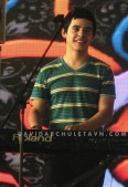 David Archuleta- Soundcheck- Giang Vo, Hanoi- 7-24-2011 (38)