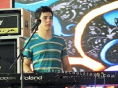 David Archuleta- Soundcheck- Giang Vo, Hanoi- 7-24-2011 (39)