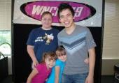David Archuleta and kids (1)