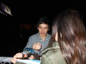 Meeting fans after Anaheim concert-01