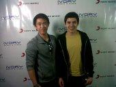 David Archuleta and Miguel Garcia (1)
