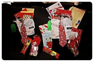 Christmas stockings for Elder Archuleta