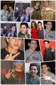 David Archuleta's Peace sign