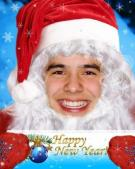 Santa Claus David Archuleta