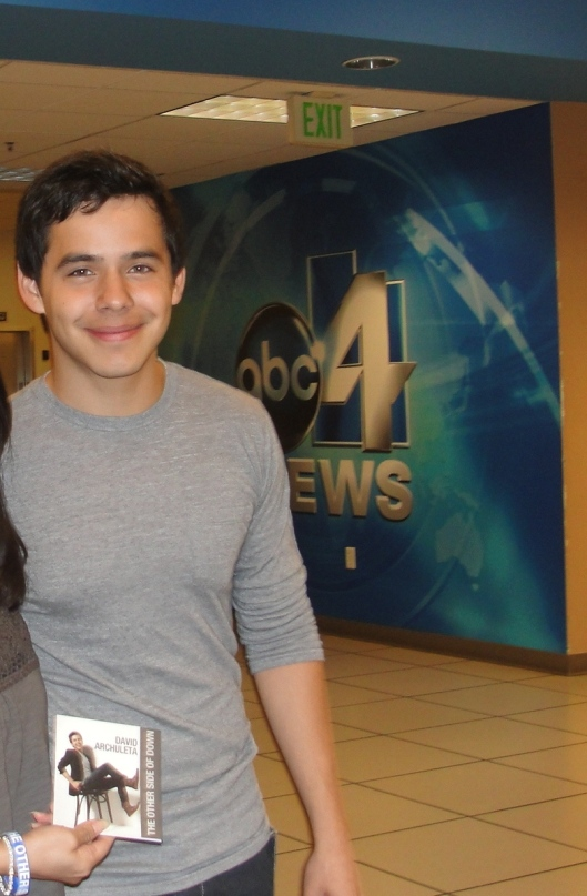 David Archuleta-ABC News- TOSOD radio visit