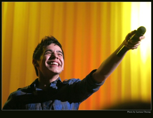David Archuleta - credit Larissa