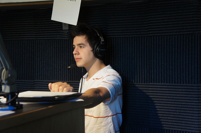 David Archuleta - Q107.5 - Delta Fair