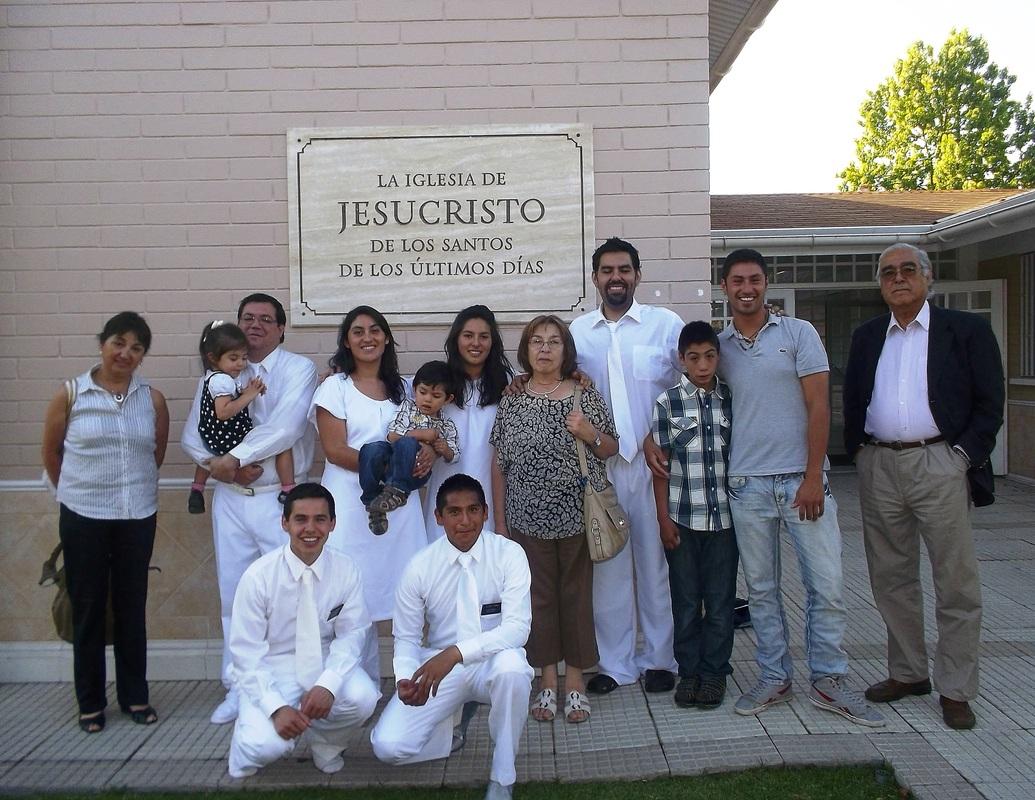 Elder Archuleta and Elder Peña did a baptism in 2012 (2)