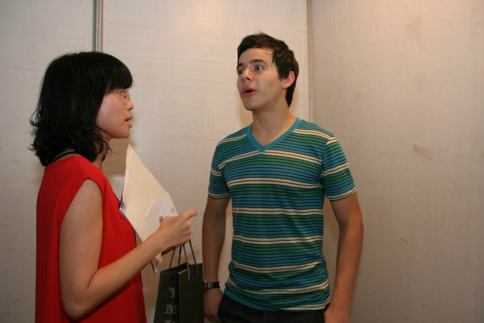 SVIP M&G, Asia Tour, Hanoi, July 2011- cr. Larissa