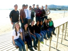 (13 May, 2013) P-day - Zone San Fernando 2 (Zona Zion) at Lake Rapel