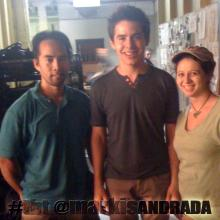 David Archuleta,  Stunt Choreographer, & Claudia Archuleta - Something 'Bout Love bts
