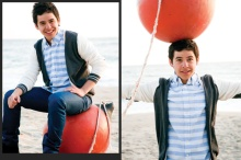 David Archuleta in Laguna Beach, California, April 2011 (2)